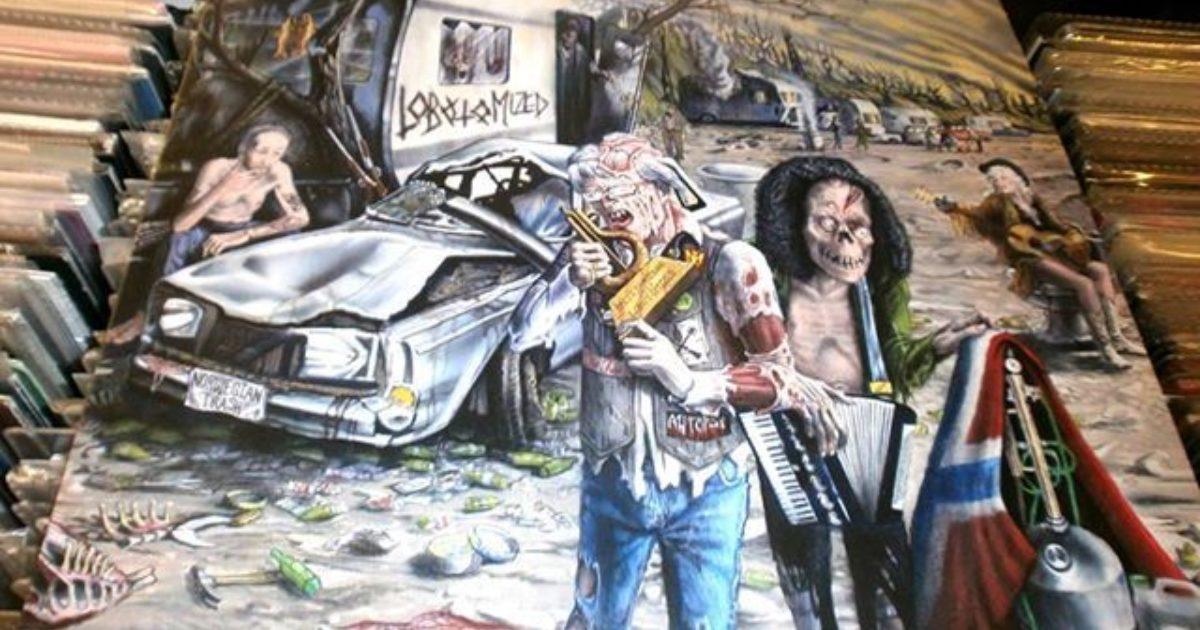Erick Ellectrick & His Fantasy Gang - Space Debris / When Your Chances Are Gone